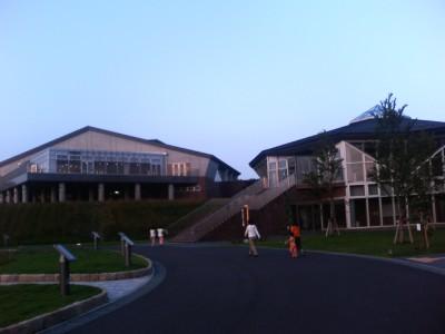 千葉市少年自然の家の建物