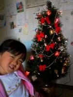 クリスマスツリーだよ