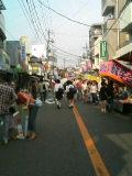 稲毛浅間神社の夏祭り
